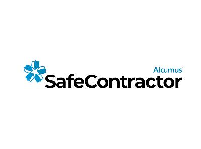 accreditation logos alcumus
